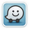 Get Waze driving directions